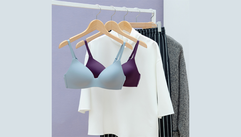 UNIQLO Wireless Bra 18FW